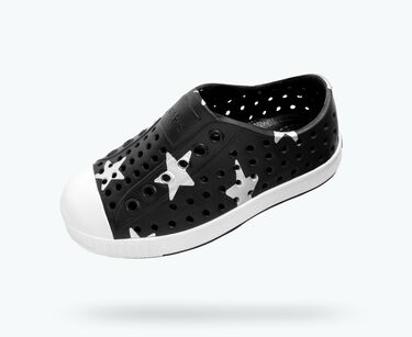 Jefferson Silver Star Print Child