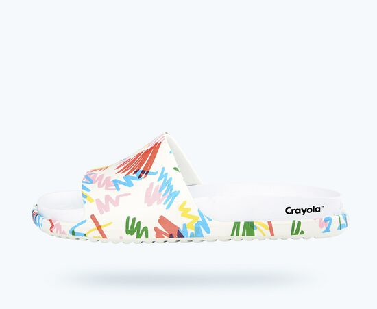 Spencer LX Crayola® Print