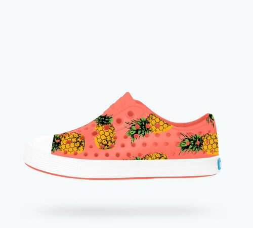 Jefferson Pineapple Print