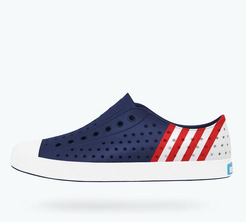 Jefferson Block - Americana Stripe