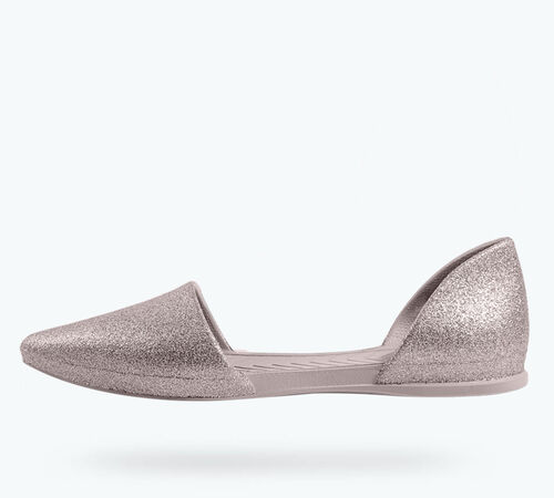 Side view of Audrey Bling Shoes in Jiffy Bling