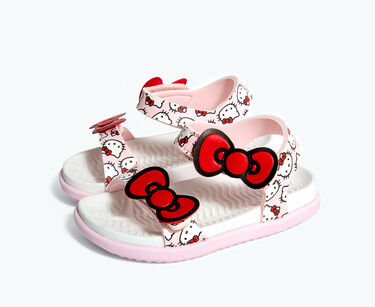 Charley Bow Pink x Hello Kitty©