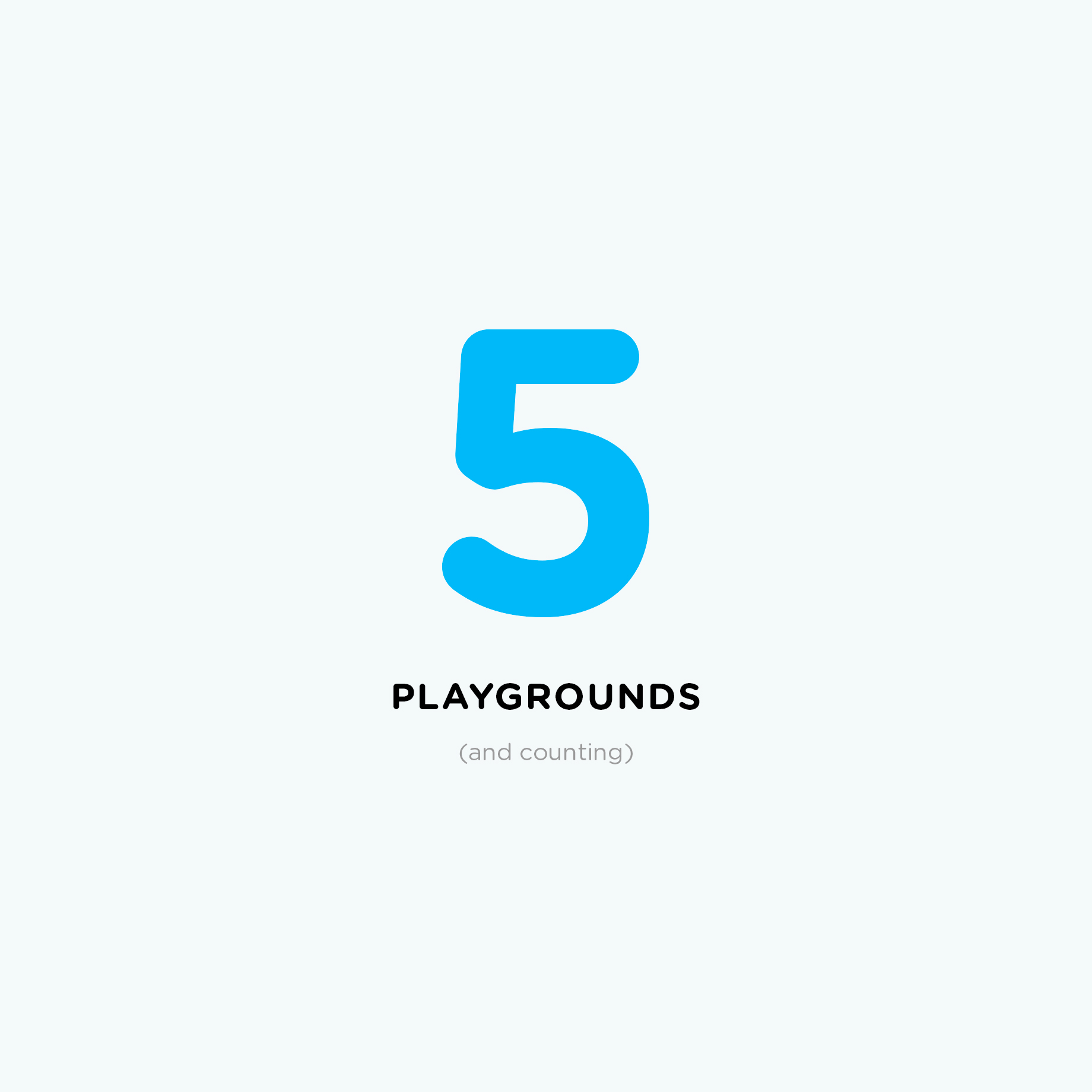 5 Playgrounds - The Remix Project by Native Shoes