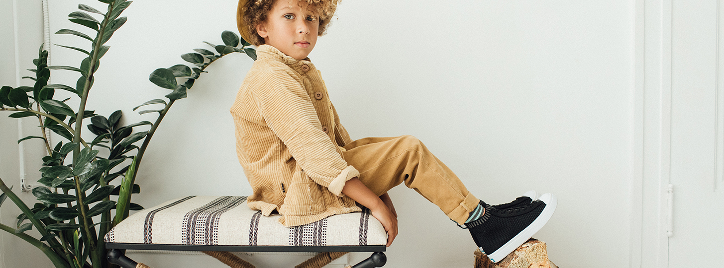 Kids Sustainable Collection