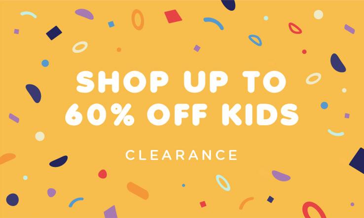 Kids Clearance