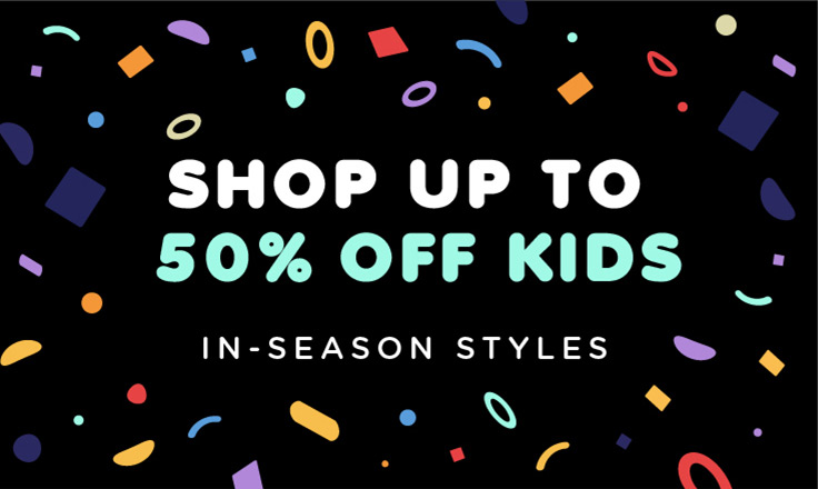 Kids Black Friday Sale