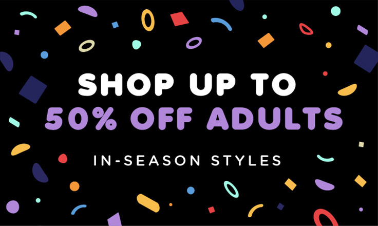Adults Black Friday Sale