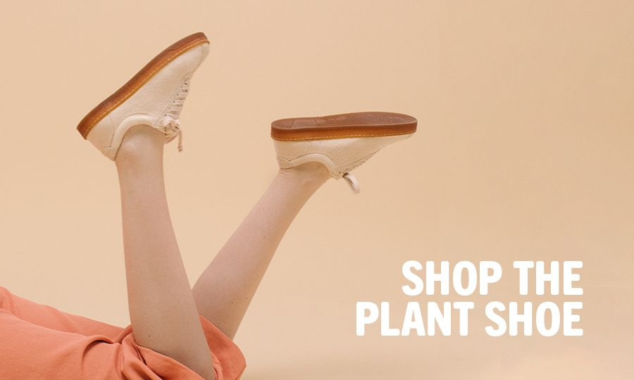 The Plant Shoe for Women