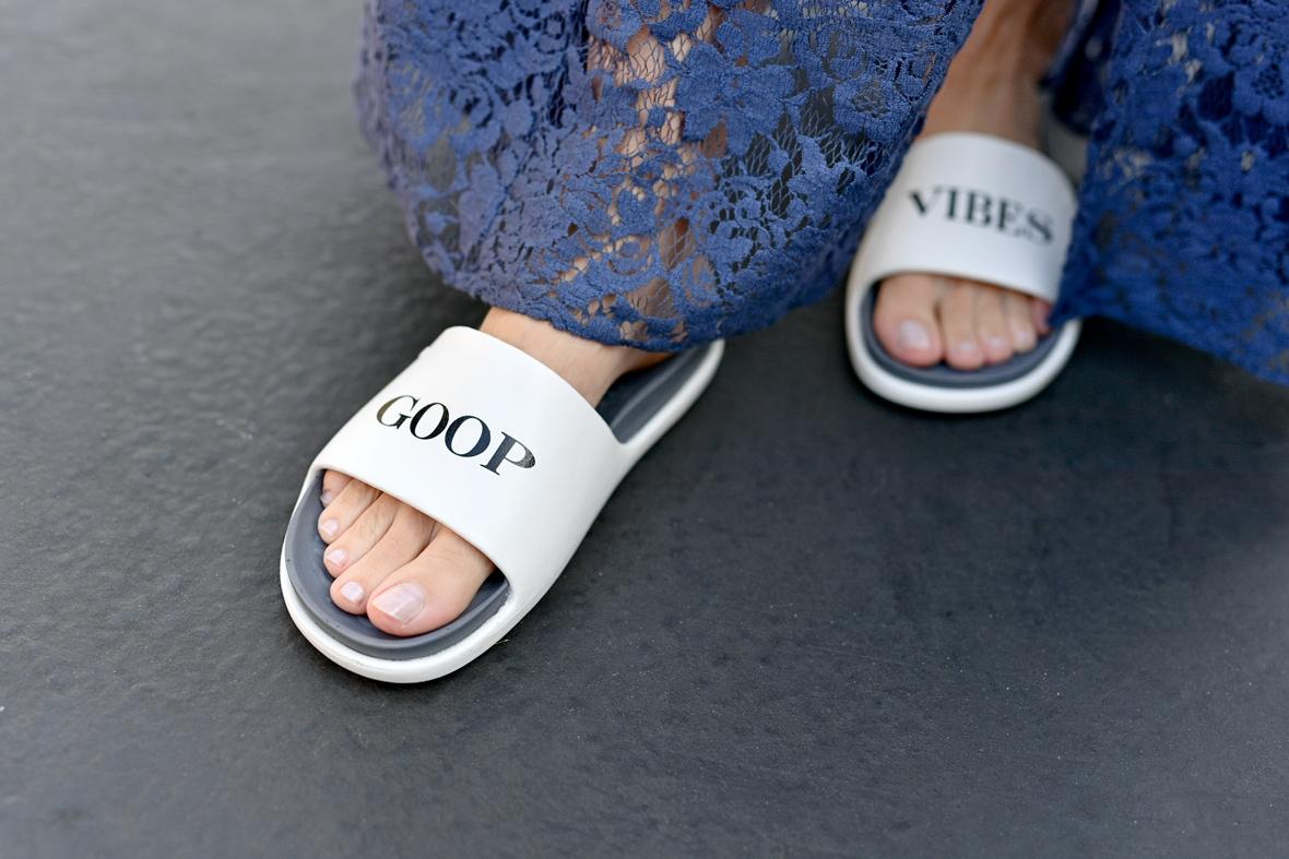 Native Shoes goop VIBES Spencer slides