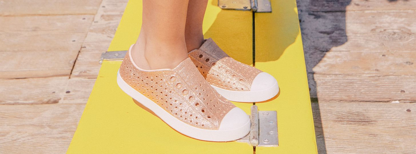Glitter Shoes for Adults