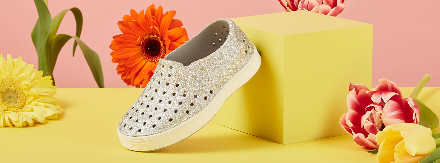 Glitter Shoes for Kids