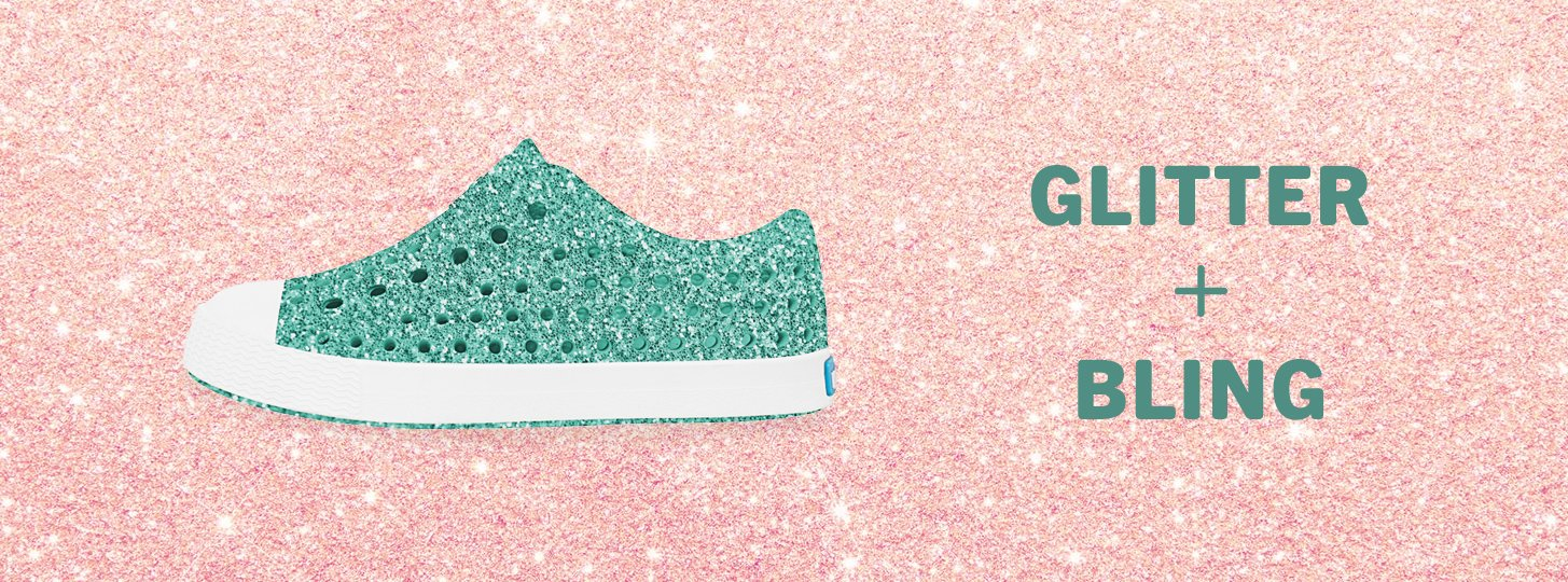 71a56c852afea Glitter   Sparkle Shoes for Kids