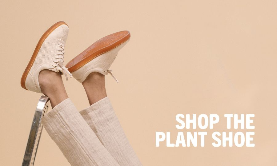 The Plant Shoe for Men