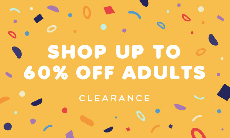 Adults Clearance