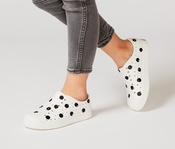 Jefferson Polka Dot Print Child