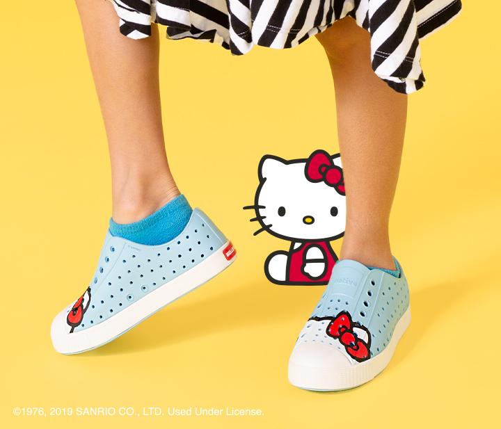 Jefferson Print Child x Hello Kitty®