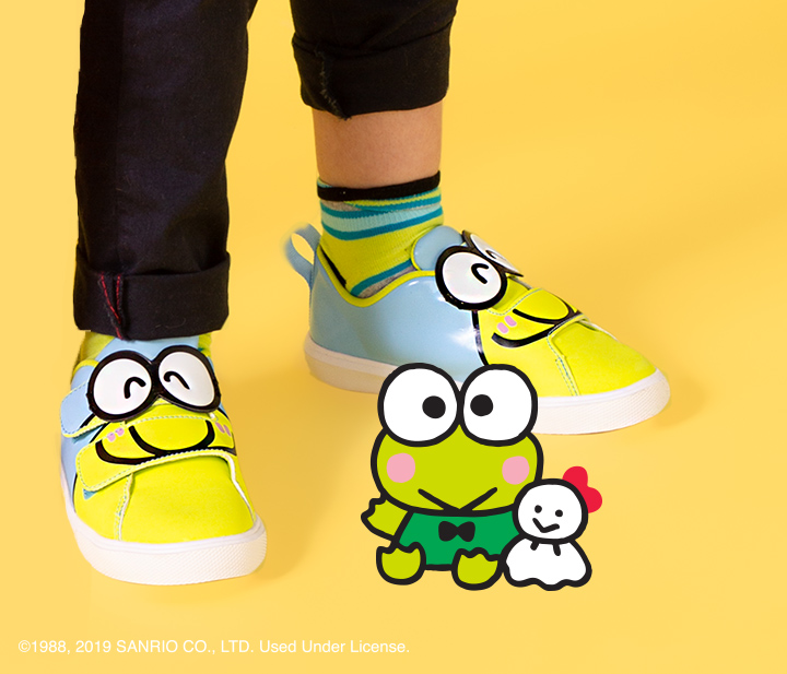 Monaco CT Print Child x Keroppi™