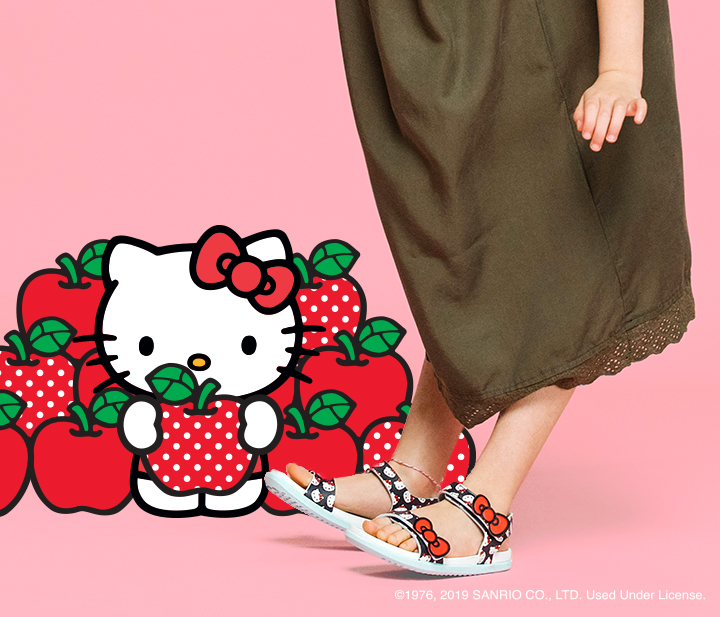 Charley Bow Blue x Hello Kitty®