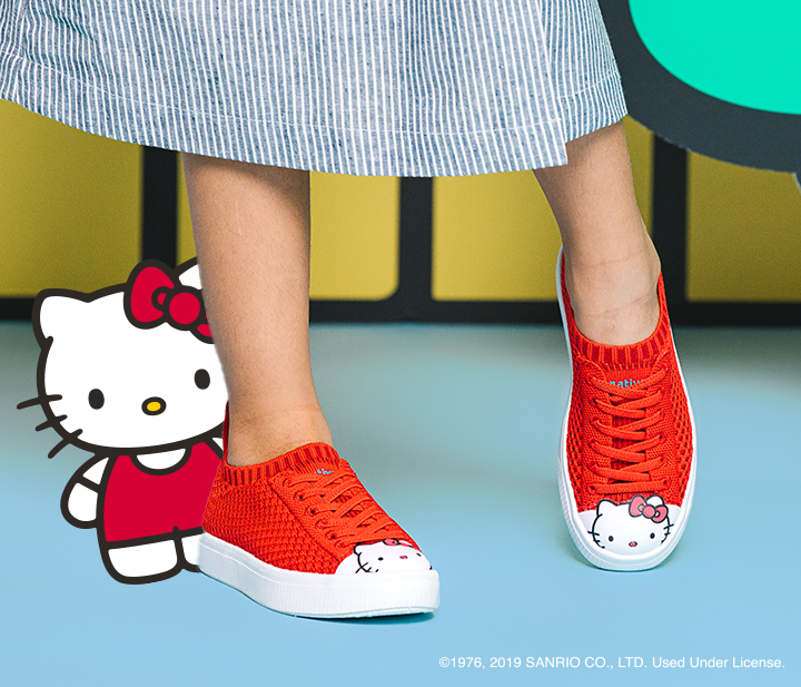 Jefferson 2.0 Liteknit x Hello Kitty®