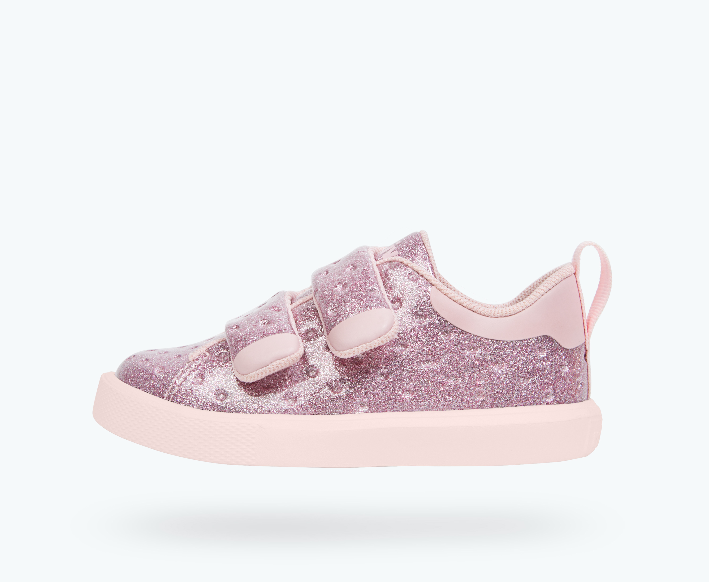TODDLER SIZES PINK GLITTER//COLD PINK 23104407-5957 NATIVE MONACO
