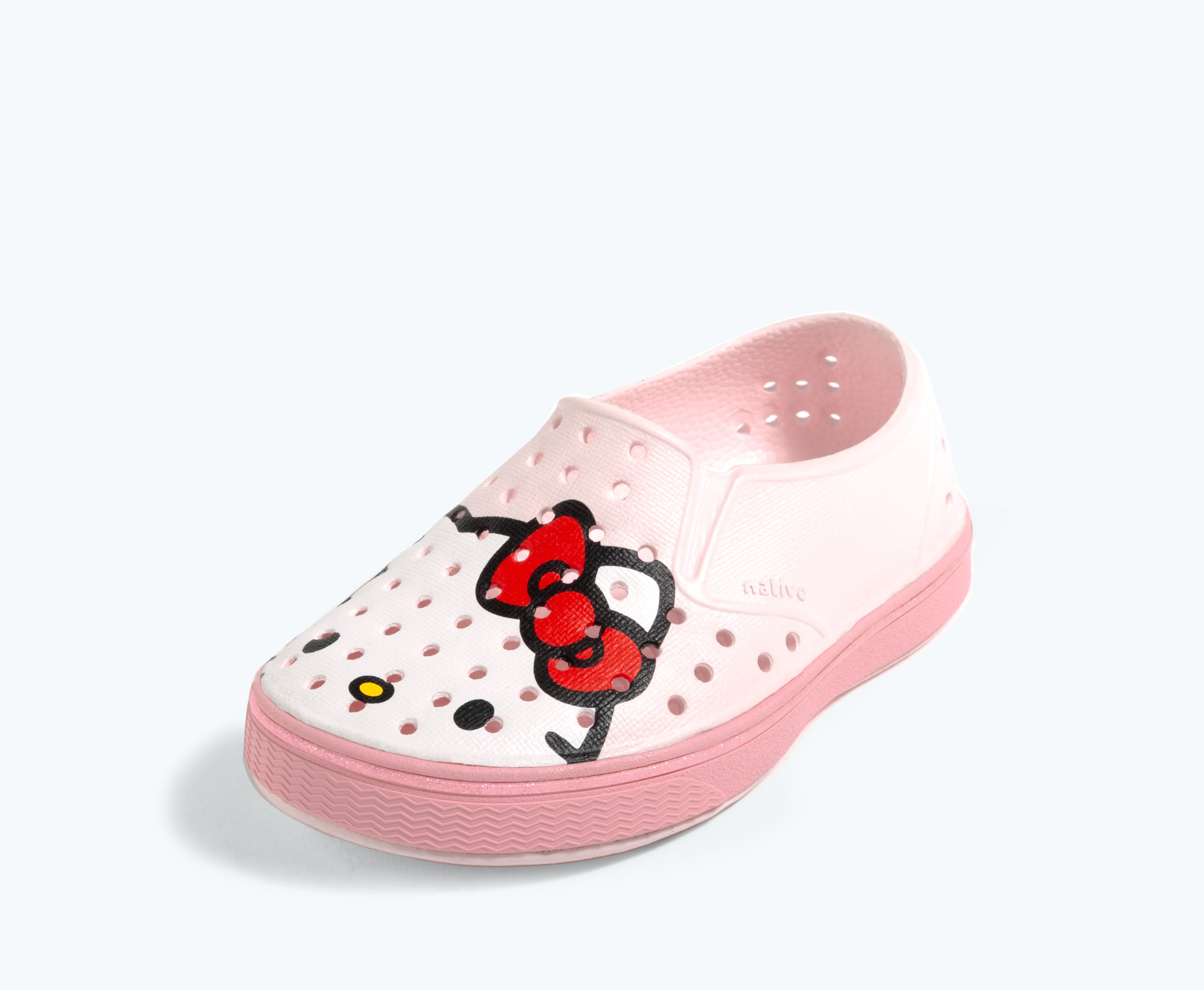 Hello Kitty Shoes Miles Print Child x Hello Kitty© | Native Shoes™